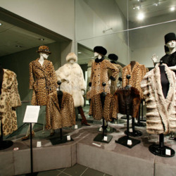 Leathers, Feathers and Fur: A Fashion History