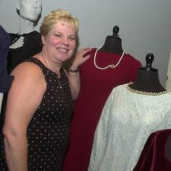 Sprang Cranberry Dress