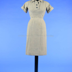 Two-Piece Dior Wool Dress