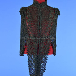 Beaded Evening Cape