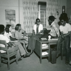 OSU 150: Dorm Images from Archives