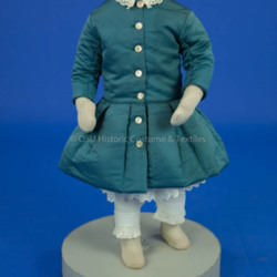 1850-1852, Boy's Dress