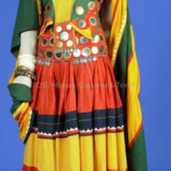 Lambardi Indian Woman's Ensemble