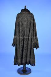 1908-1910 Lace Evening Coat