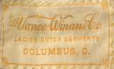 Vance-Winans Co. Label