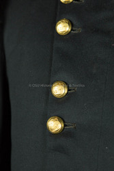 Henry Clay Taylor Navy Wool Frock Coat and Bicorn
